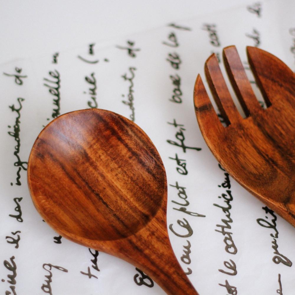 ملعقة خشب أدوات مطبخ أواني خشبية أفضل الأسعار متجر أواني خشب الأكاسيا