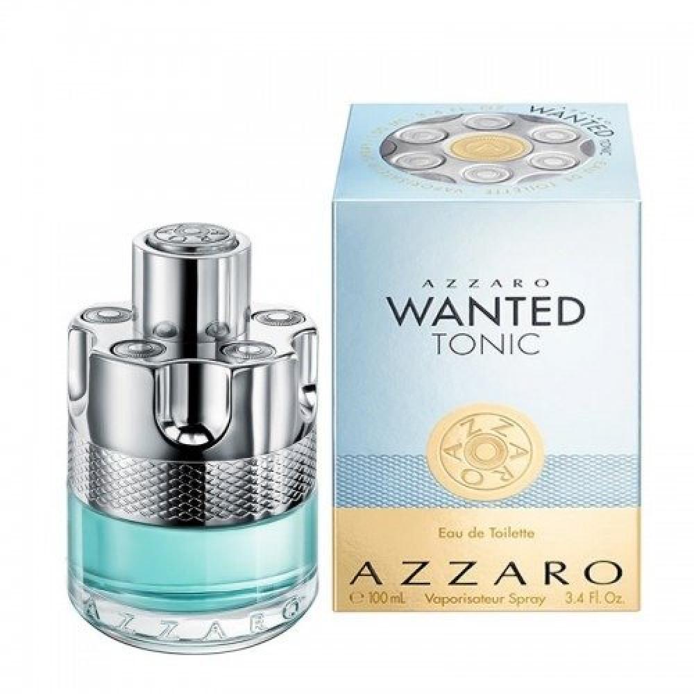 Azzaro Wanted Tonic Eau de Toilette 50ml خبير العطور