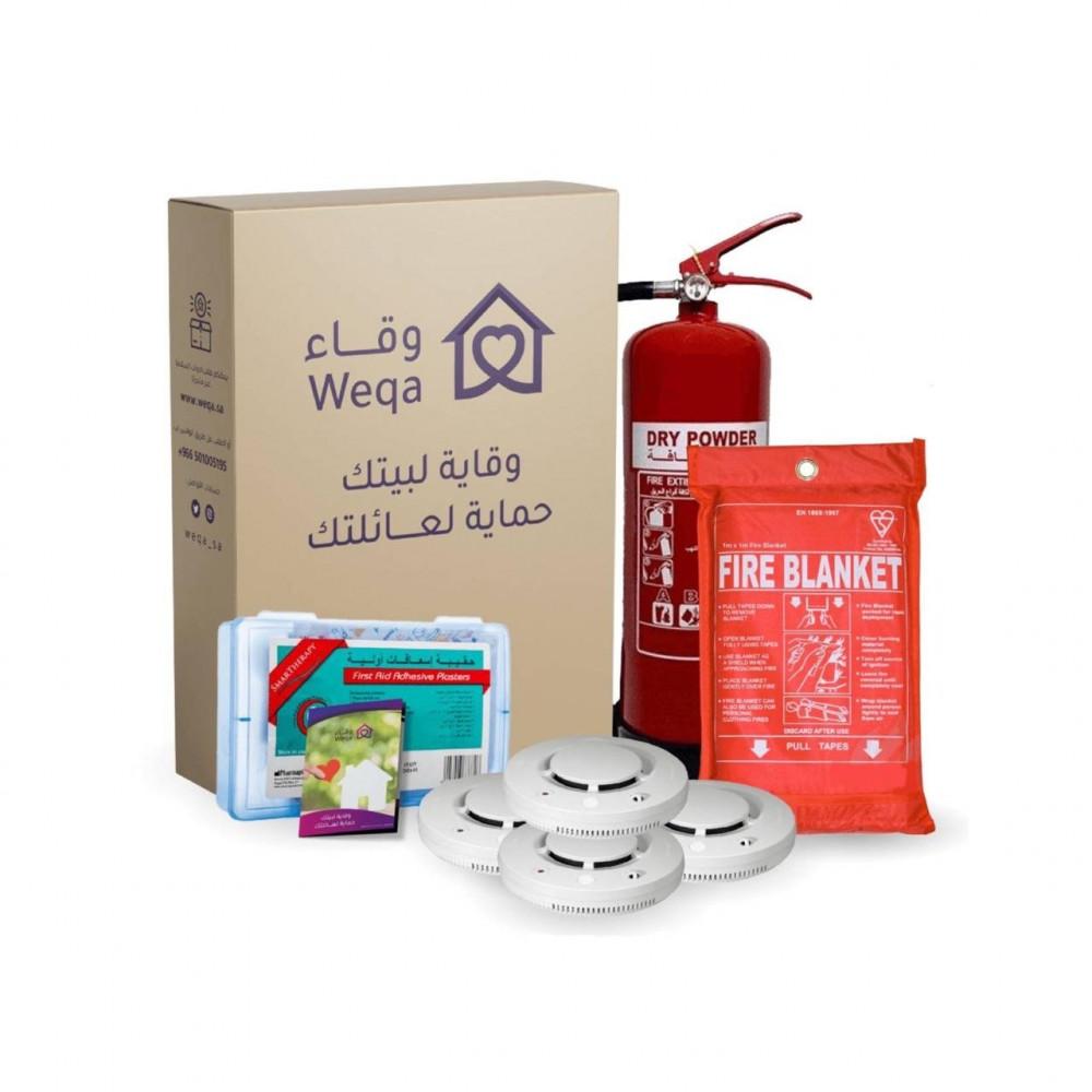 صندوق السلامة المنزلية - متجر وقاء