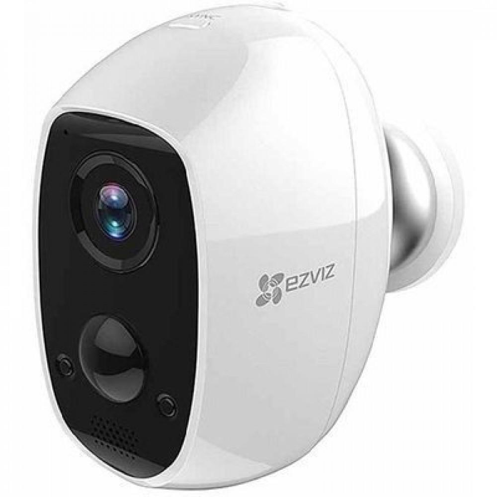 كاميرا مراقبة تعمل بالبطارية