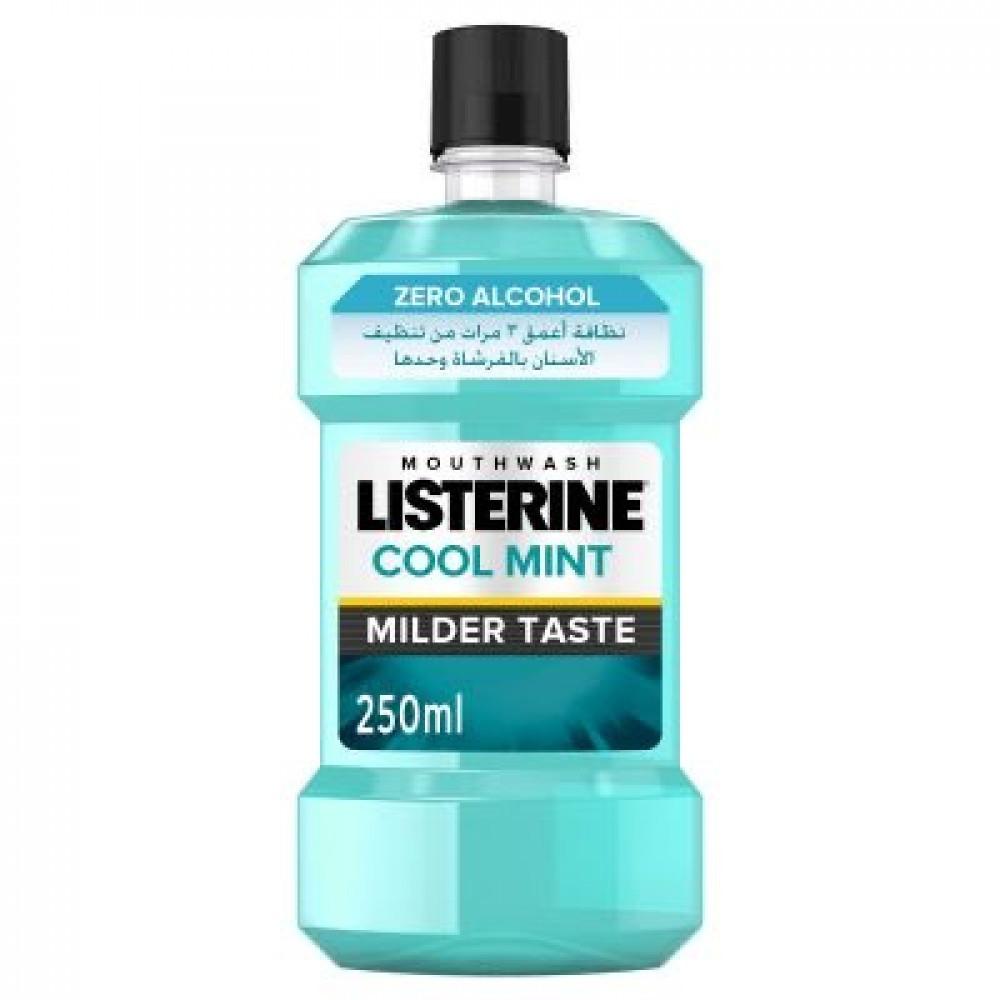 غسول الفم بالنعناع من ليسترين - 250مل