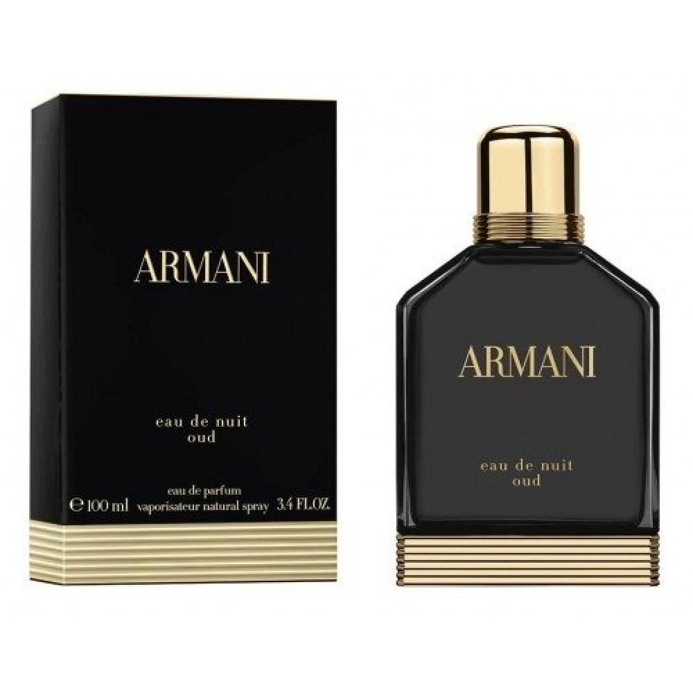 Armani Eau de Nuit Oud Eau de Parfum 50mlخبير العطور