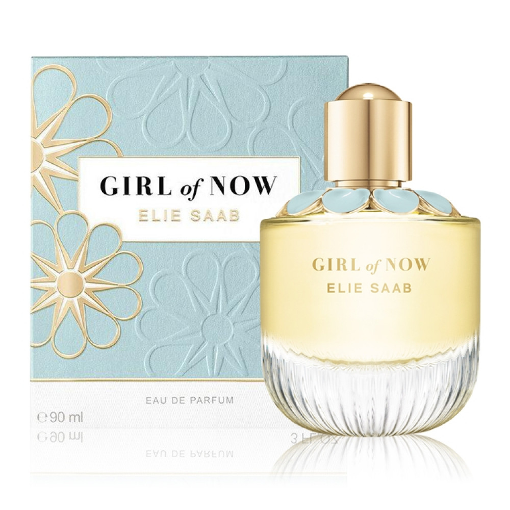 عطر ايلي صعب جيرل اوف ناو  girl of now elie saab perfume