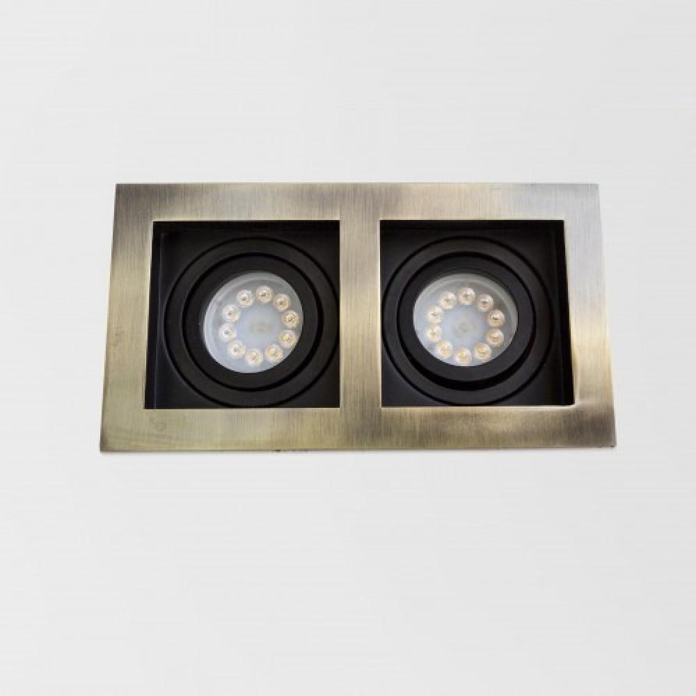إضاءة إنارة ضد التوهج سمكو سقف سقفية ليد لطش مودرن سبوت لايت مربع داخل