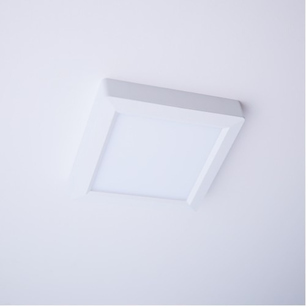 إضاءة إنارة متجر ضد التوهج سمكو سقف سقفية ليد داخلي مودرن بنل لطش مربع