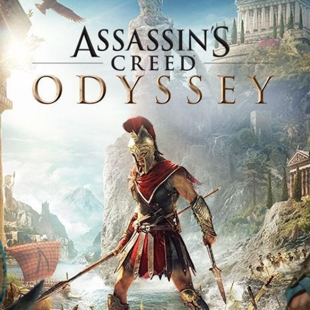 لعبة Assassins Creed Odyssey للكمبيوتر