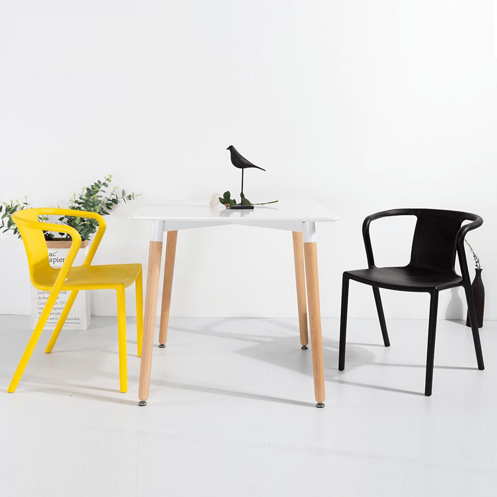 طاولة نيت هوم بيضاء مواسم عصرية مصنوعة من أجود أنواع الخشب الزان