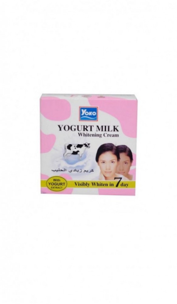كريم يوكو بخلاصة زبادي الحليب Ppp8ppp
