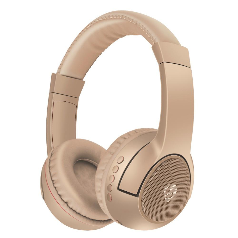 سماعة رأس لاسلكية عالية الجودة BT-801