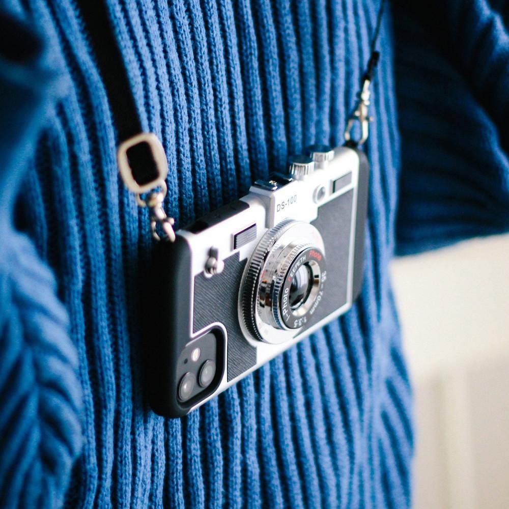 كفر ايفون ايميلي ان باريس كفر على شكل كاميرا كفرات جوال جوا كفر آيفون