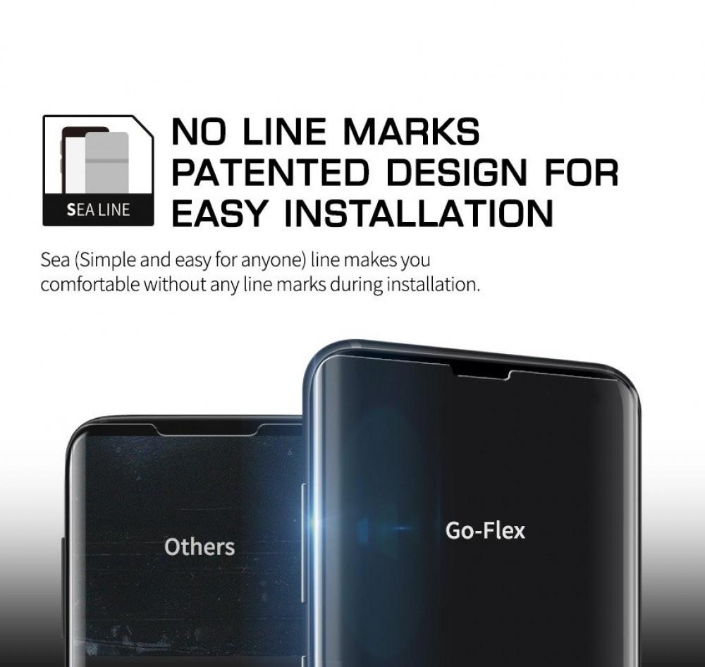 استكر حماية شاشة نانو لجالكسي نوت 8 بتقنية سيلف هيل من جوبوكي