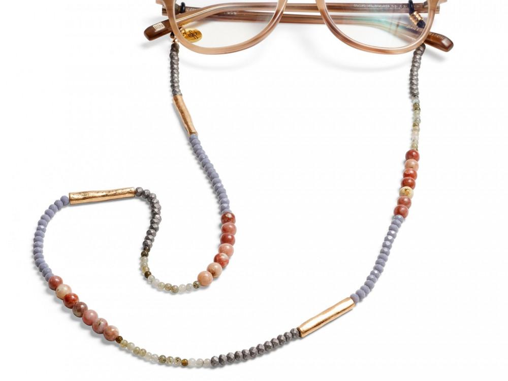 حبل تعليق نظارات ملون