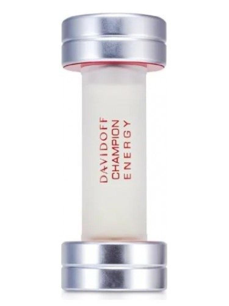 Champion Energy by Davidoff for men Eau de Toilette 50 ml