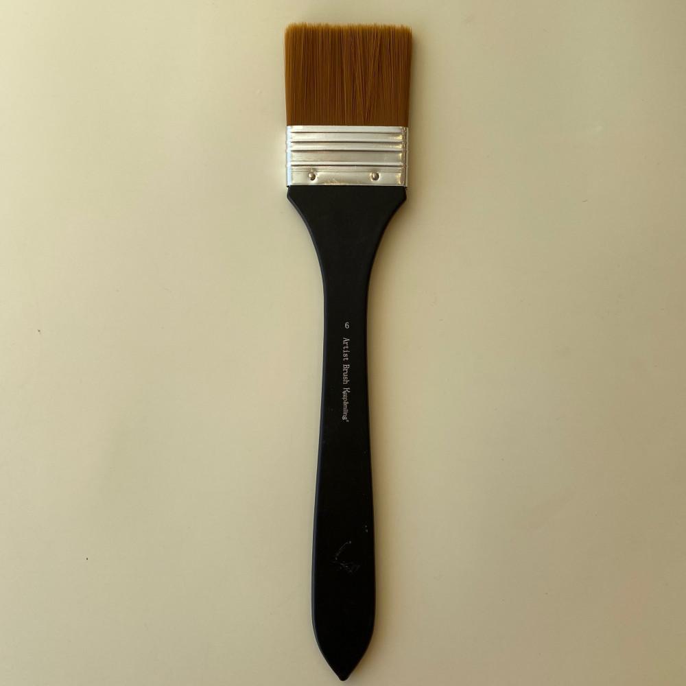 فرشاة رسم عريضة ماركة كيب سمايلنج Artiest brush by keep smilling   فر