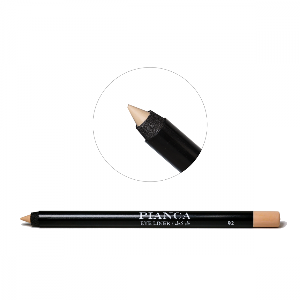 Pianca Eyeliner  Waxy Pencil No-92