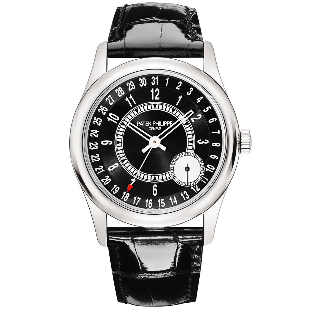 ساعة باتيك فيليب Calatrava الأصلية 6006G