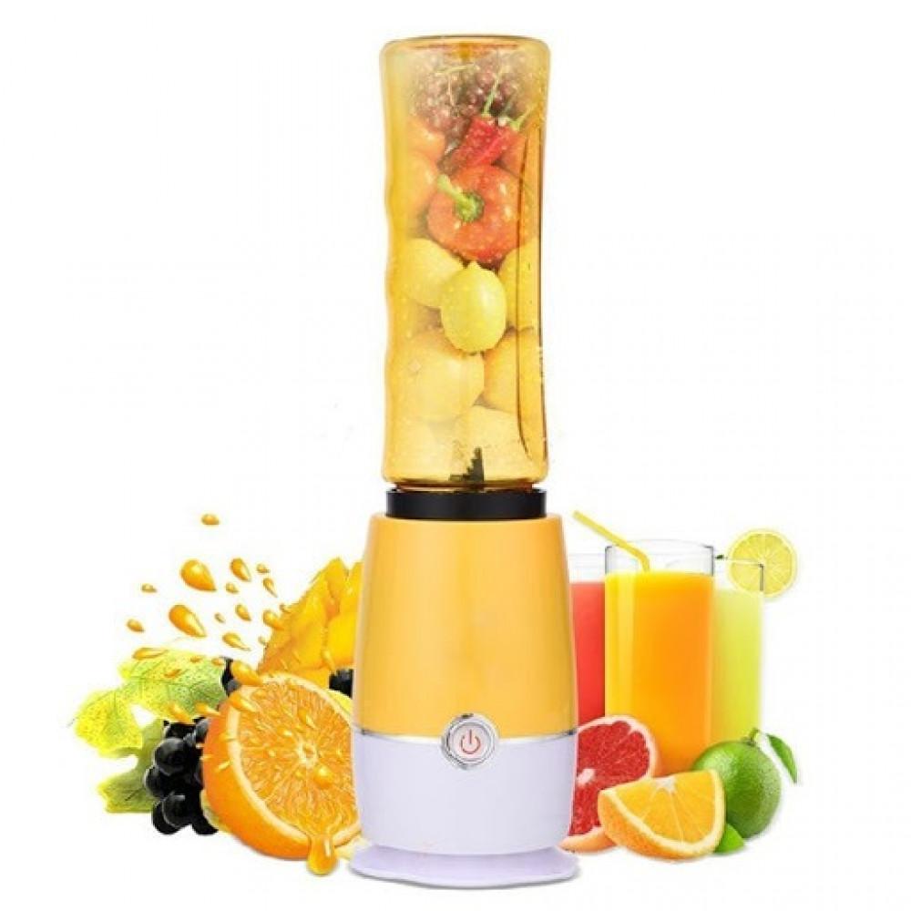 خلاط عصير وبروتين من شيك ان تك فائق القوة والتحضير على الفور مع علبتين
