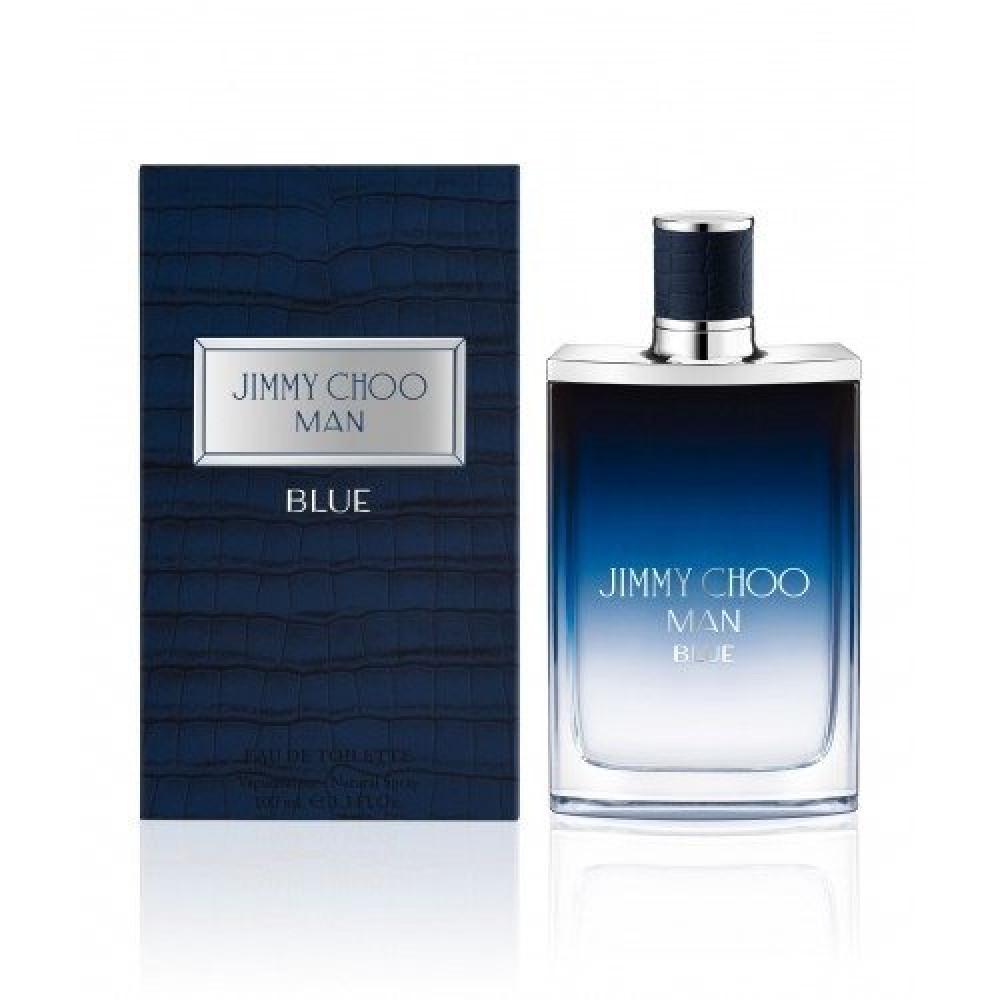 Jimmy Choo Man Blue Eau de Toilette 100m خبير العطور