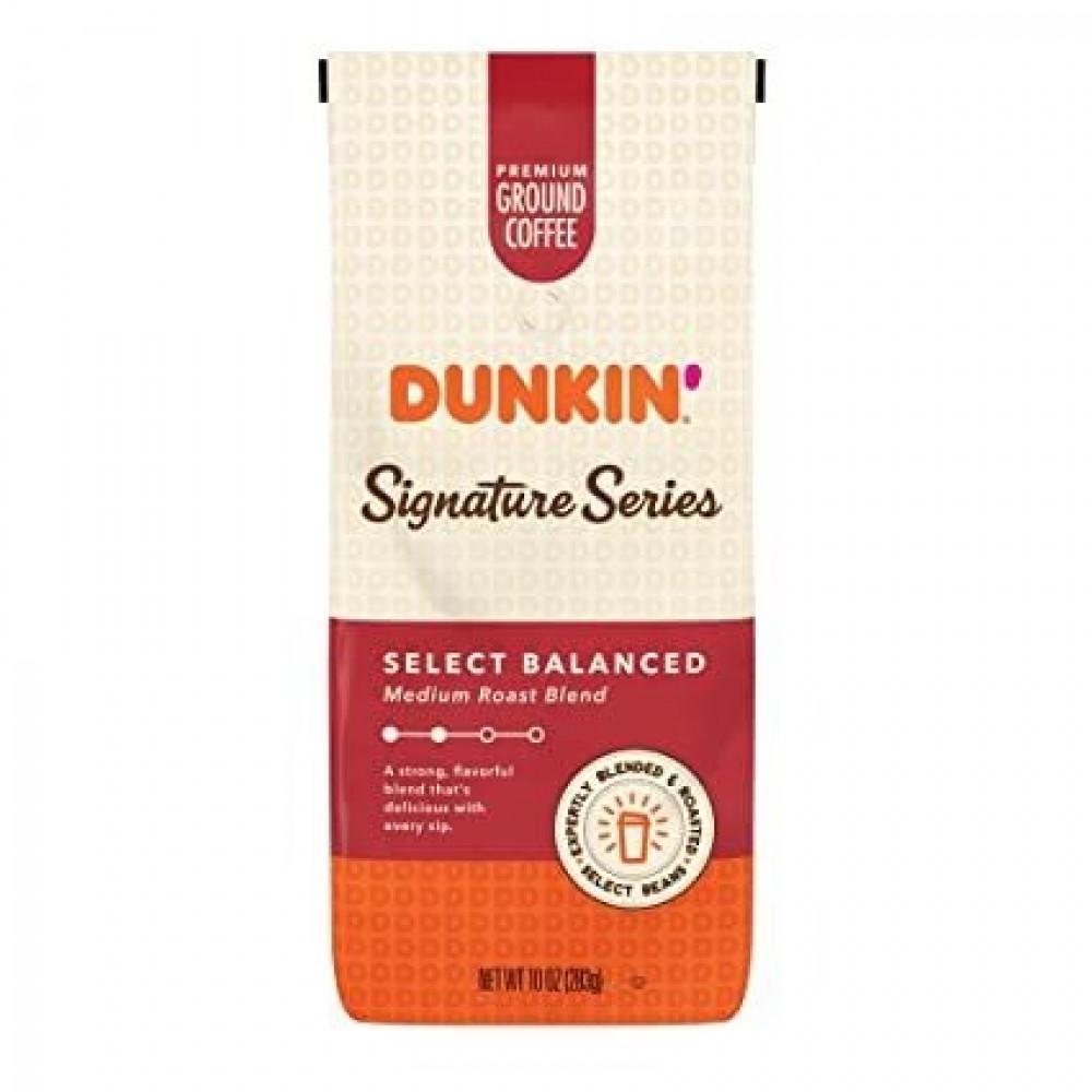 دانكن الفاخرة متوسطة التحميص dunkin signature series mediun roast