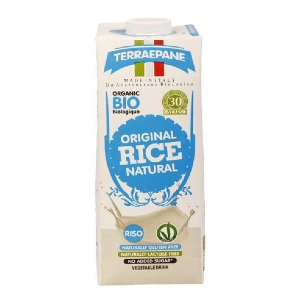 شراب الأرز العضوي بدون سكر