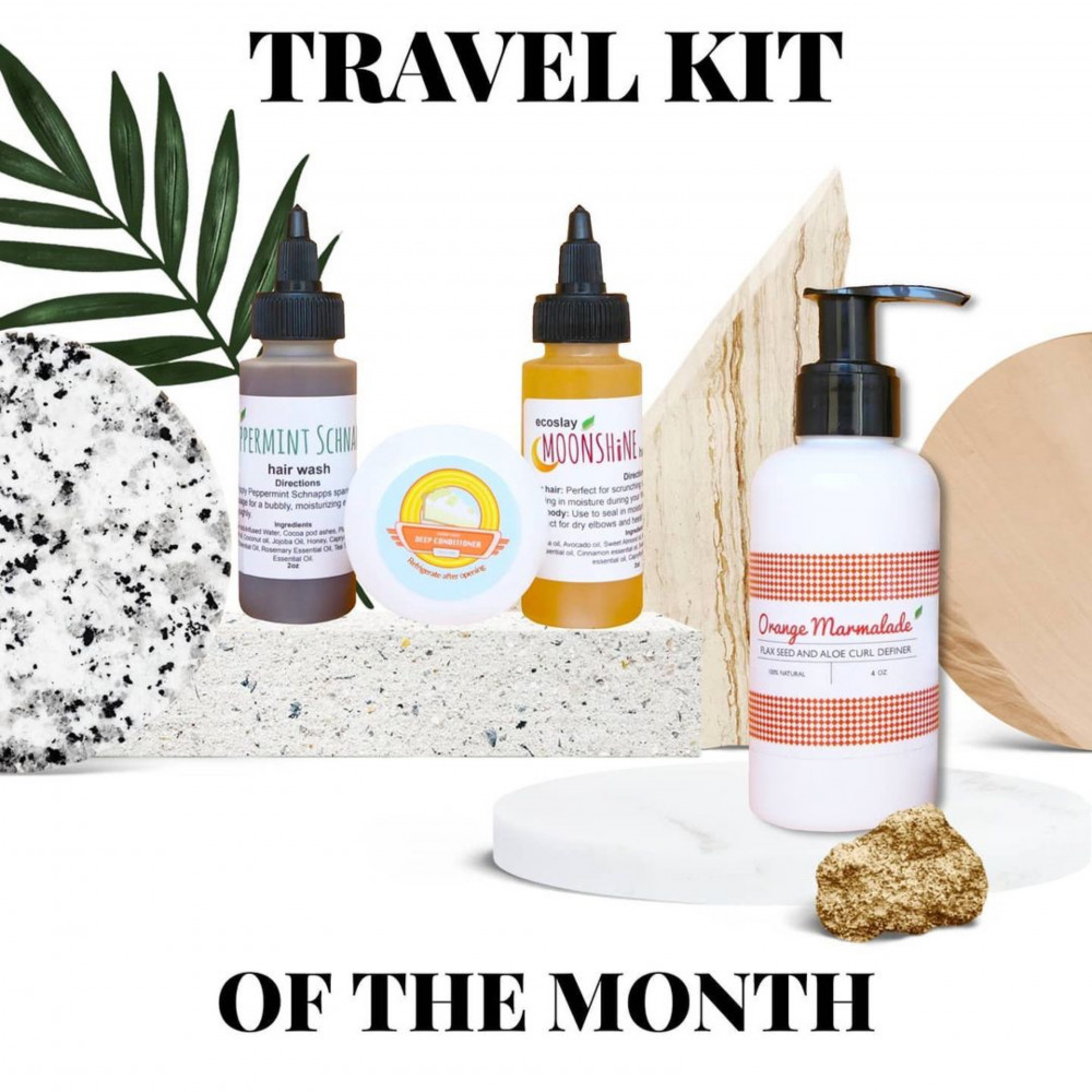 Travel kit ecoslay