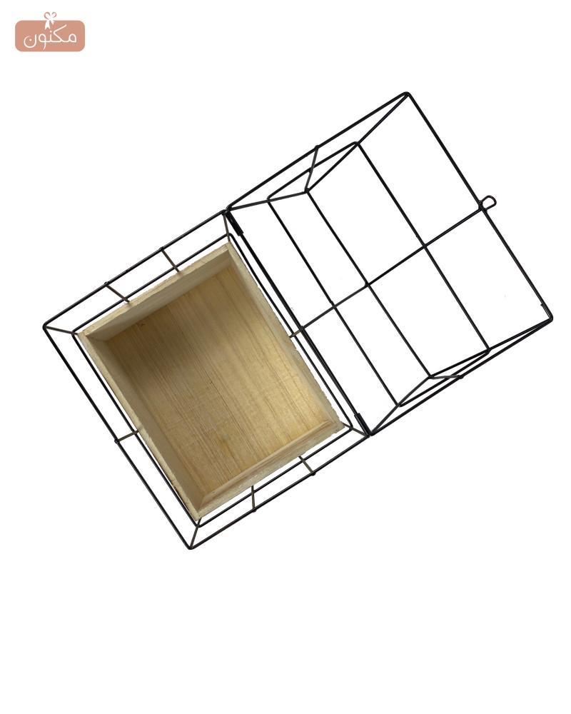 صندوق هدايا خشبي