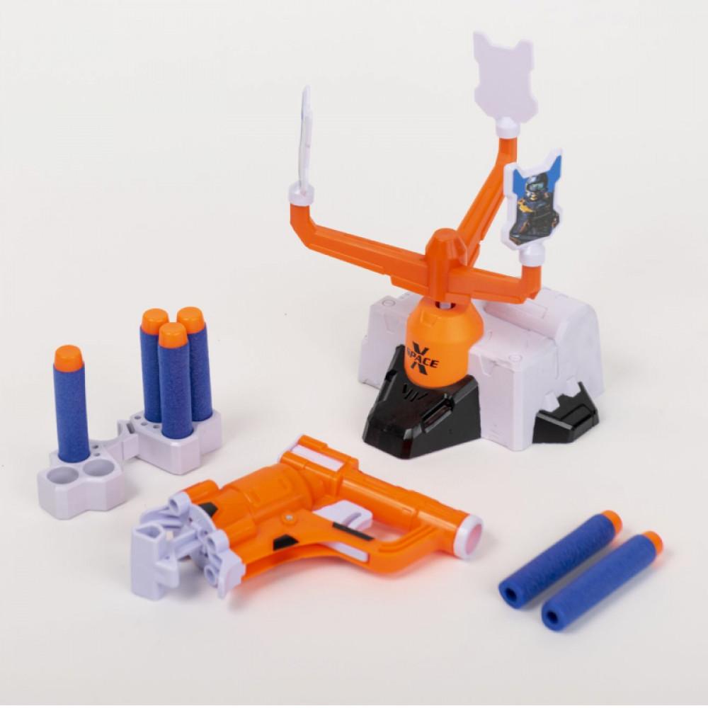 لعبة مسدس مع هدف الثلاث صور المعلقة, ألعاب, Toys