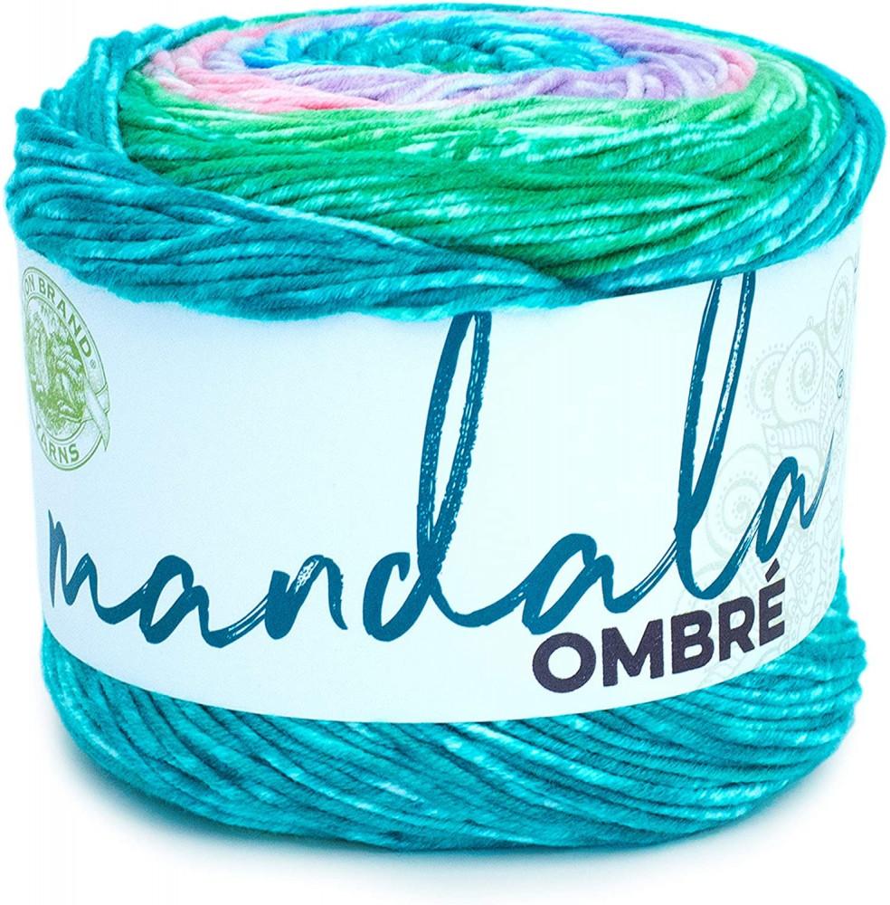Mandala Ombre