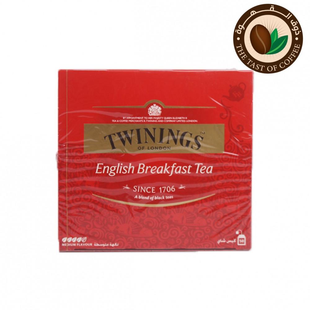 شاي توينجز احمر