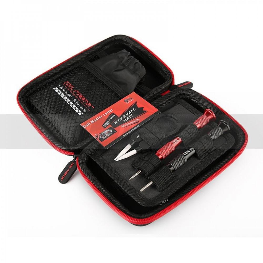 كويل ماستر ميني - Coil Master DIY Kit Mini - شيشة سيجارة نكهات VAPE في