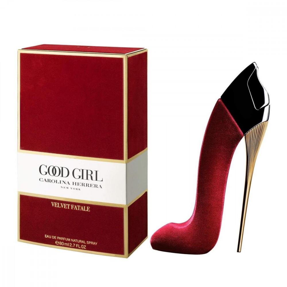 Good Girl Velvet Fatale by Carolina Herrera for women Eau de Parfum