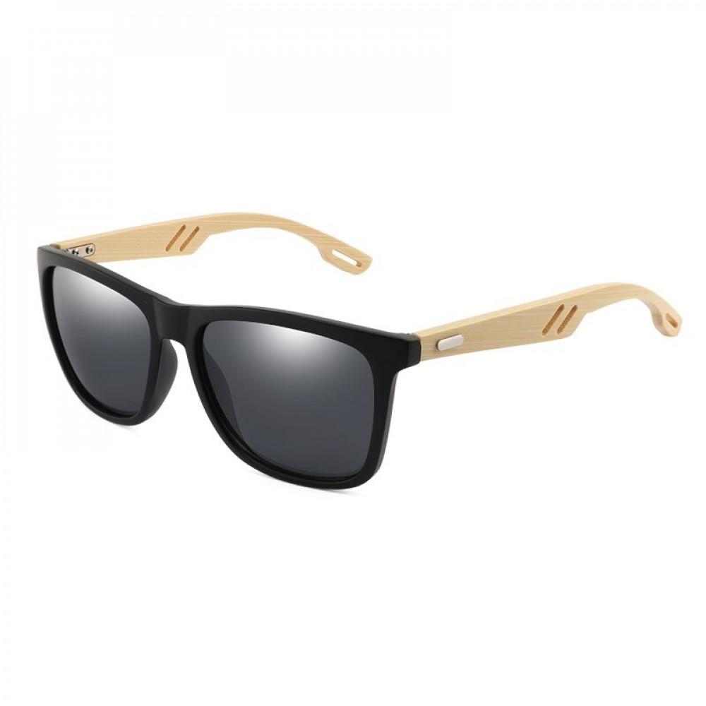 نظارة شمسية خشبية للرجال والنساء
