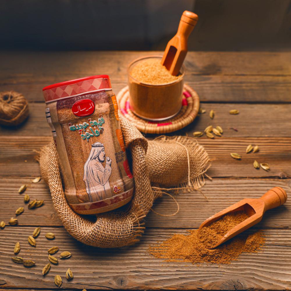 قهوة عربية سريعة التحضير