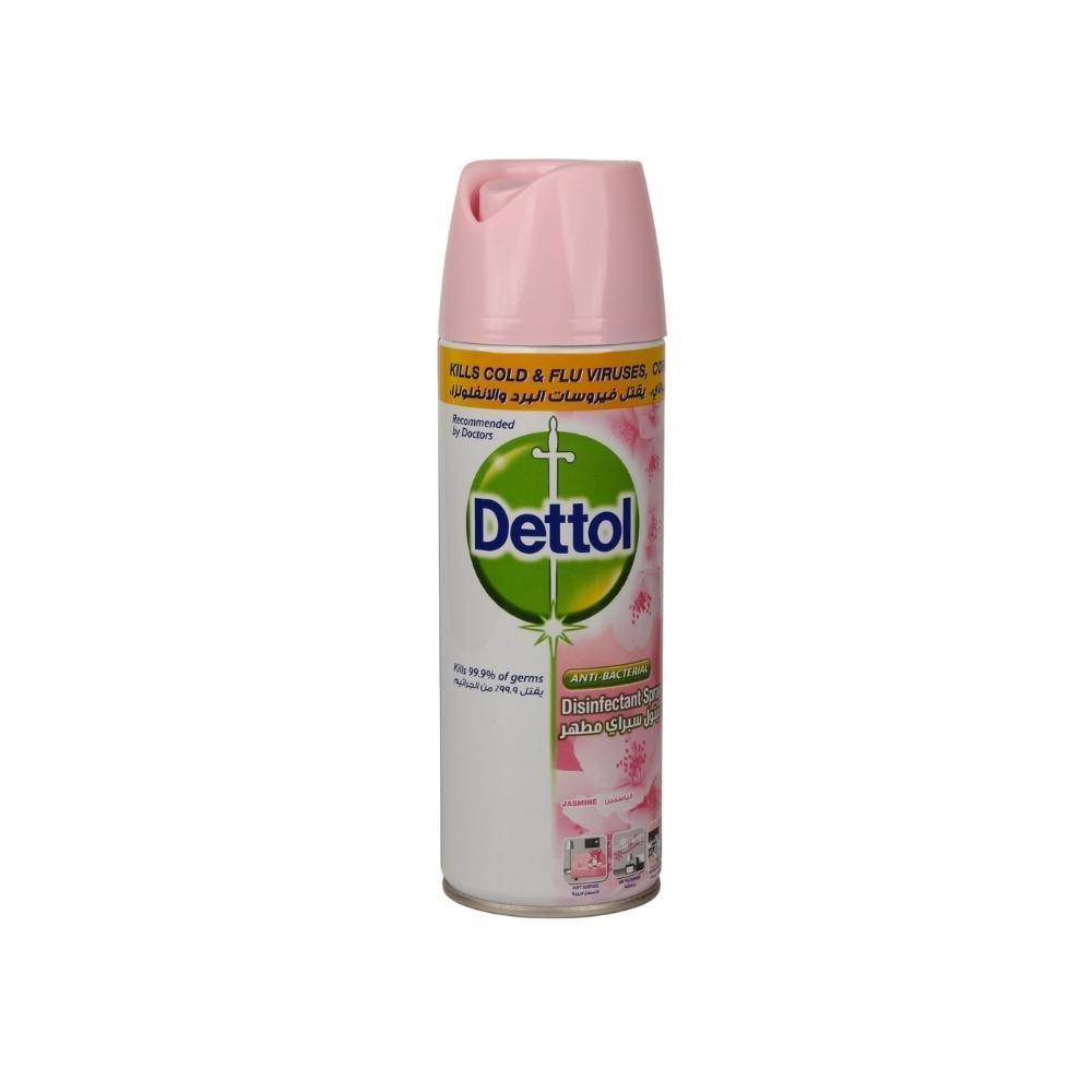ديتول مطهر سبراي للاسطح  الوردي450مل