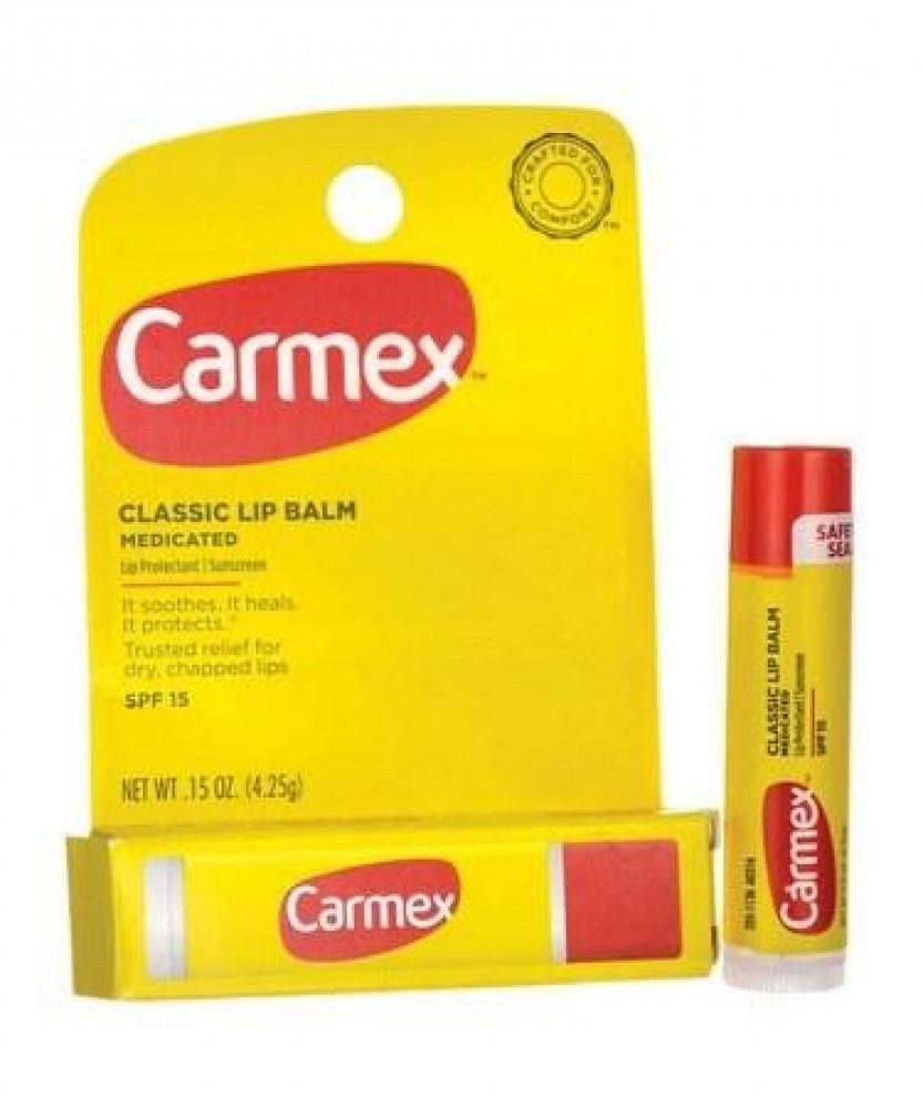 مرطب carmex شفاه طبى