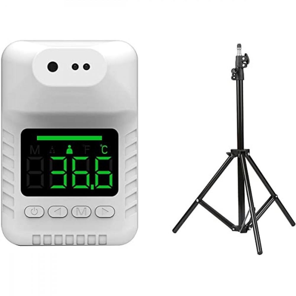 جهاز قياس الحرارة عن بعد بالحامل مقاييس الحرارة