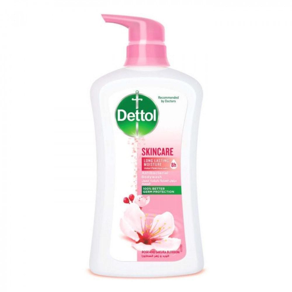 ديتول سائل الاستحمام  للجسم الوردي 200مل