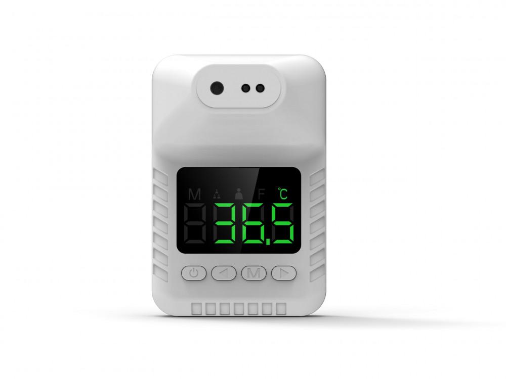 مقياس حرارة , جهاز قياس الحرارة عن بعد , جهاز قياس الحرارة مع ستاند