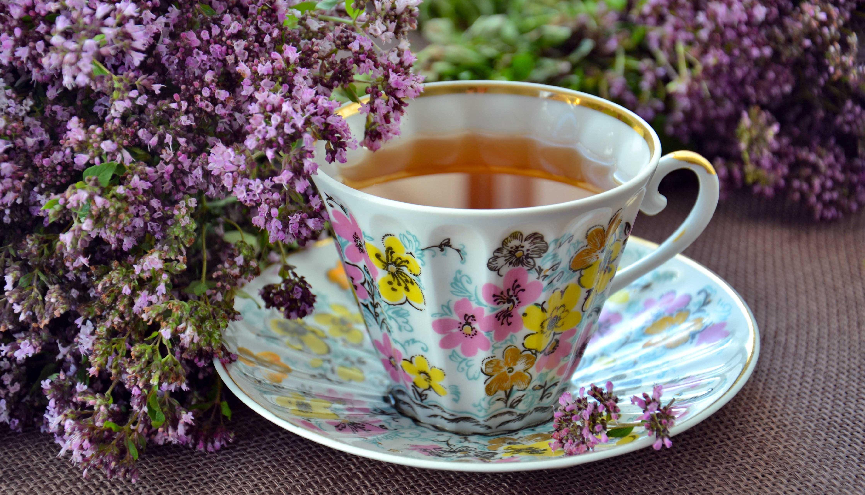 نكهات الشاي