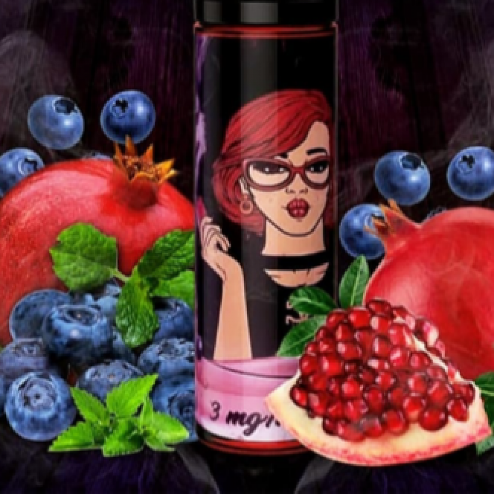 نكهة بوم بيري  - Pom Berry  - 60ML