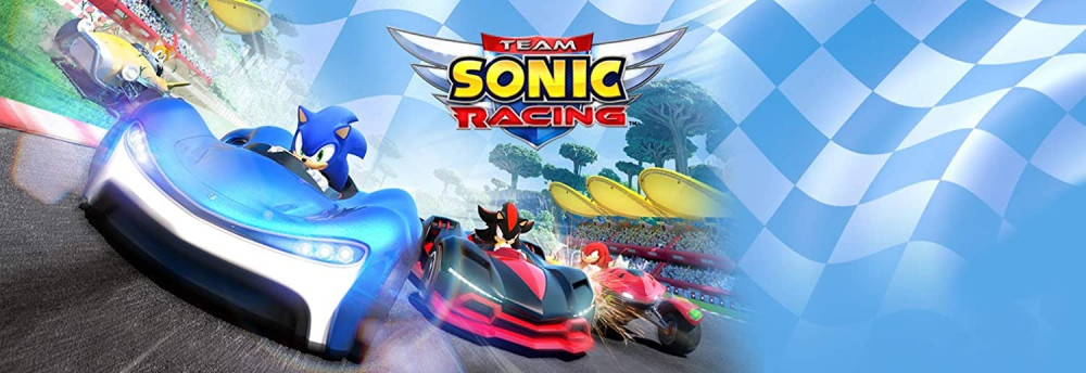 Team Sonic Racing -PS4