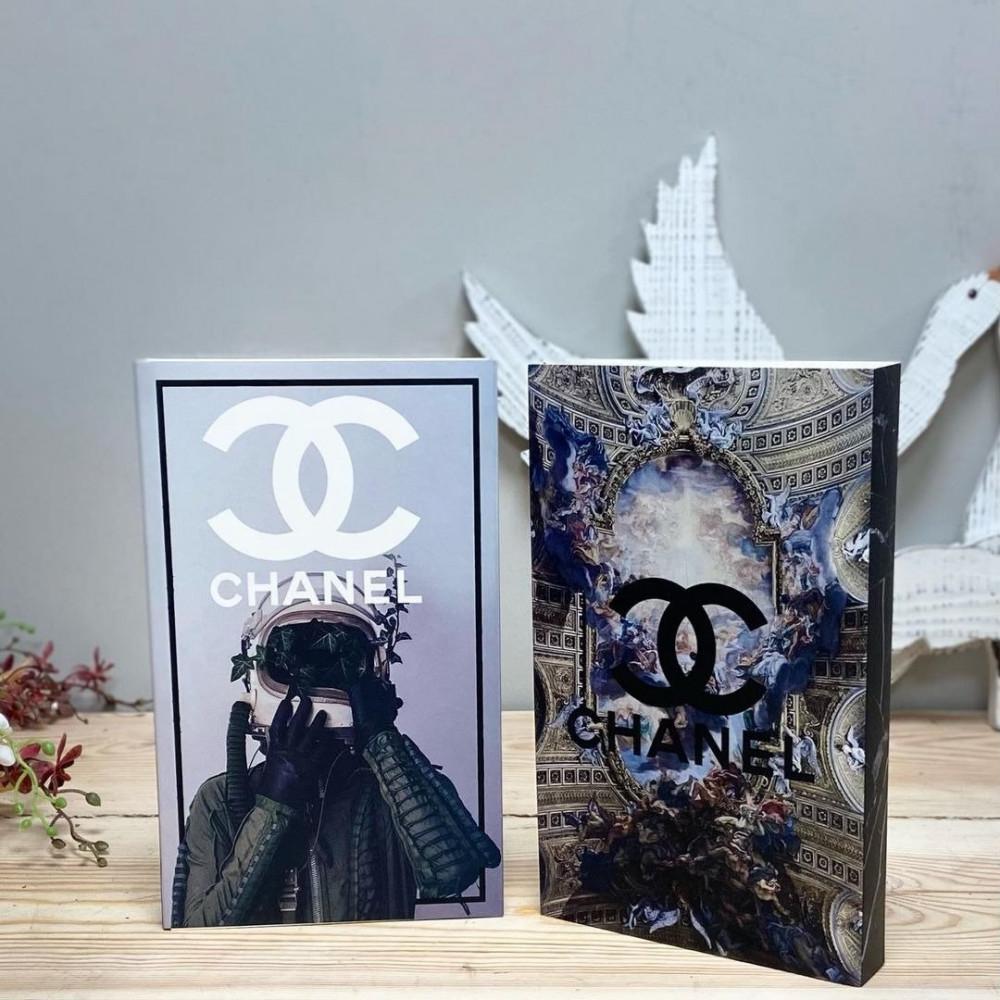 كتاب كرتون CHANEL ديكور تحف وهدايا ديكورات المنزل ديكور كرتون