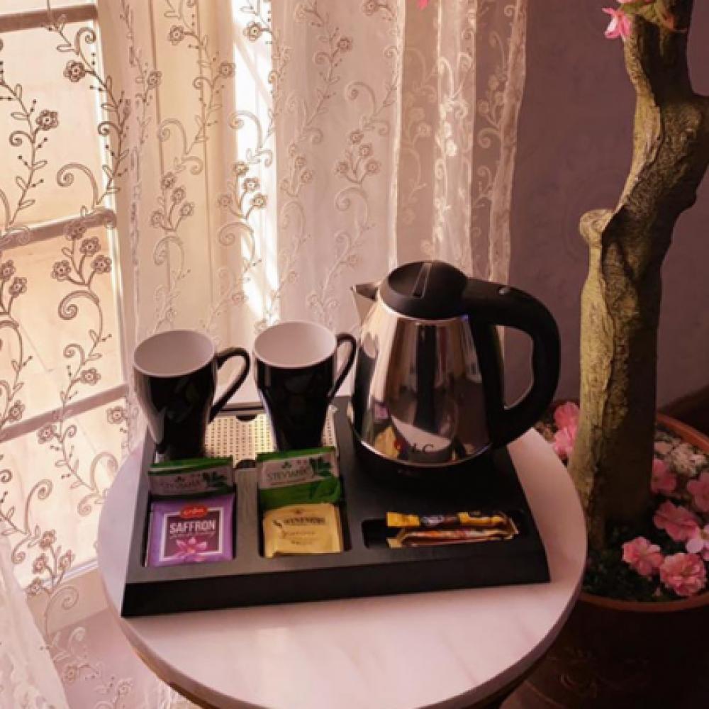 اكتريك كتيل غلاية سكر شاي كوب قهوه غلايه ستيل سكر قهوه غليان مقاوم للص