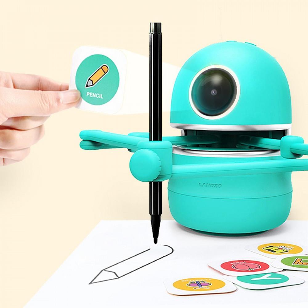 كوينسي روبوت الرسم ترندزكوينسي روبوت  الرسم رسام روبوت الي مساعد تعلم