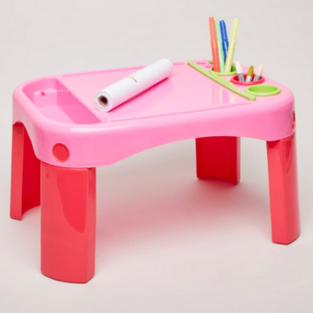 طفل اطفال تعليمية طاولة بلاستيكية بلاستيك اقلام رسم  دراسة مدرسة ابداع