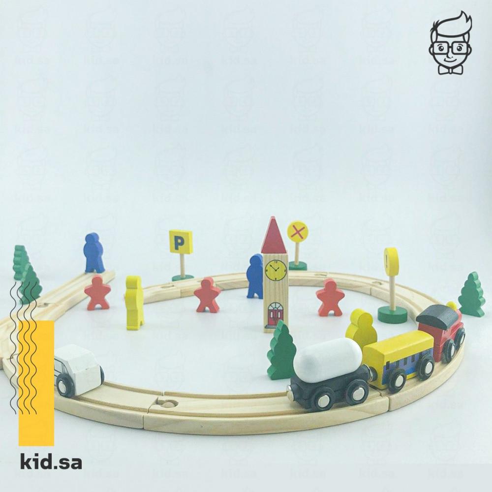 متجر بيع الالعاب الخشبية للاطفال