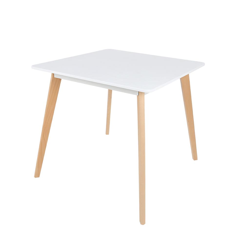 مواسم طاولة ماركة نيت هوم بتصميم انسيابي مصنوعة من خشب الزان