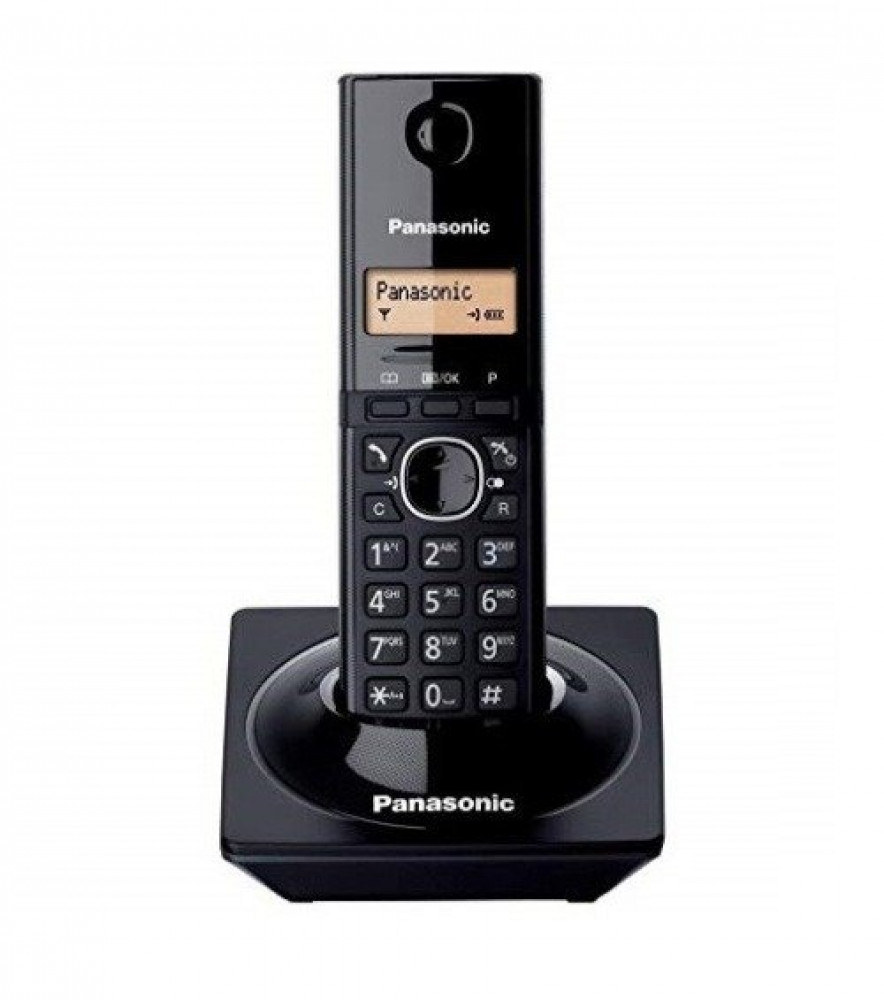 هاتف لاسلكي باناسونيك Panasonic Cordless KX-TG1711BLW