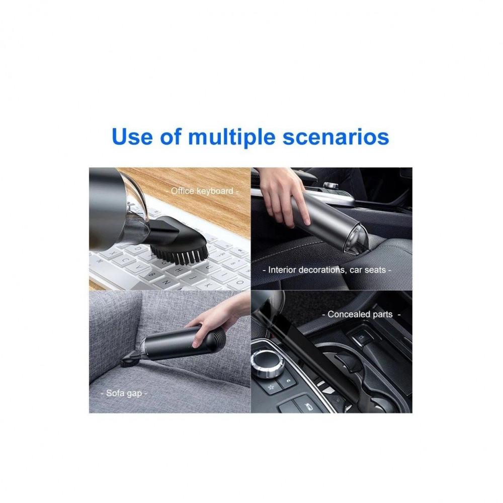 مكنسة سيارة من يسوس - car vacuum baseus