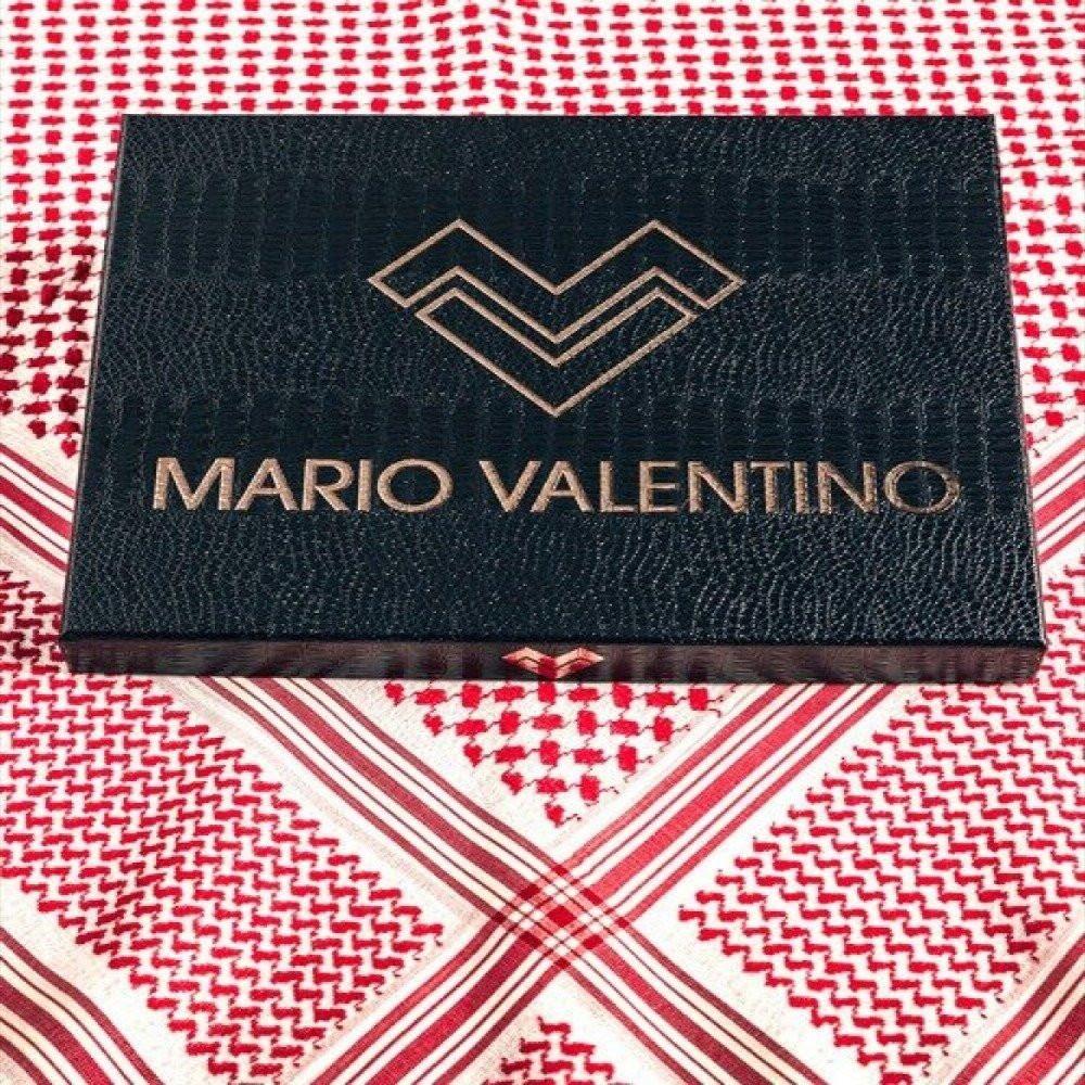 شماغ ماريو فالنتينو احمر بيج 2020 بلاك ميكس Mario Valentino مخفض